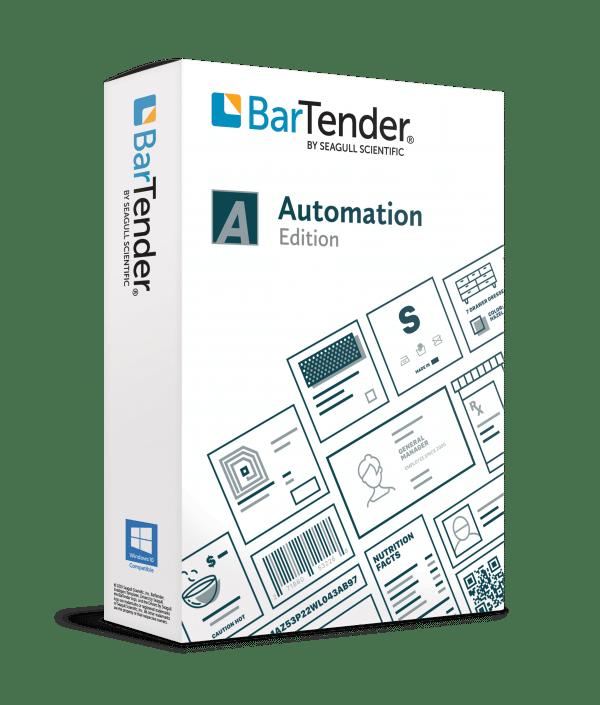 BarTender software new zealand